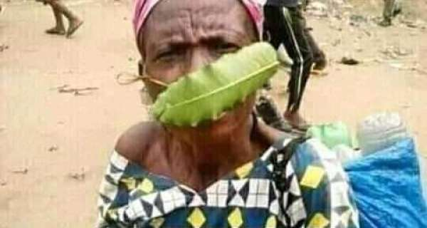 Mango Leaves Mask Can even Prevent Covid 19