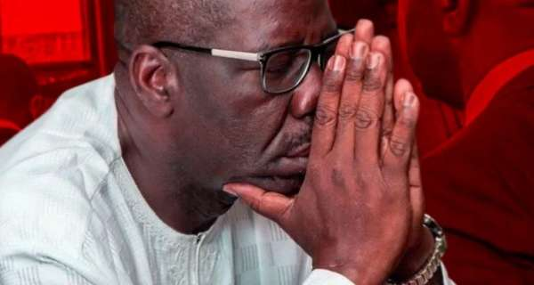Edo Decides: They Are Rigging Me Out – Gov Obaseki Cries Out