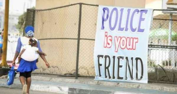 Is The Nigerian Police Your Friend  Or Foe?