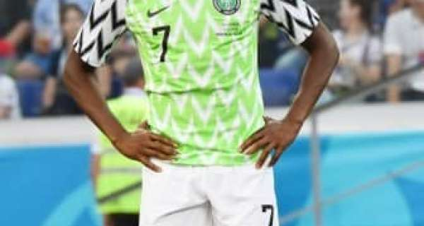 LEAVE AHMED MUSA ALONE