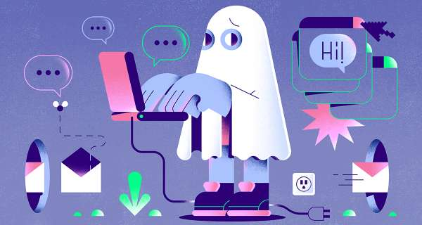 """How to Follow Up When You've Been """"Ghosted"""" at Work"""